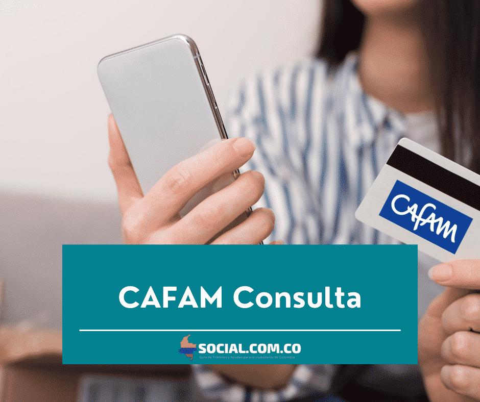 CAFAM consulta