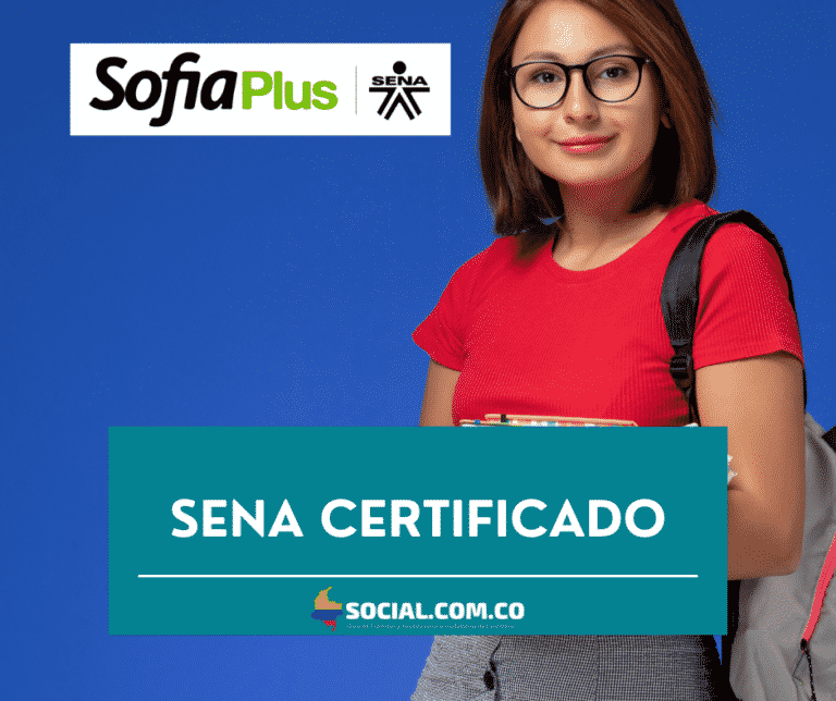 sena certificado