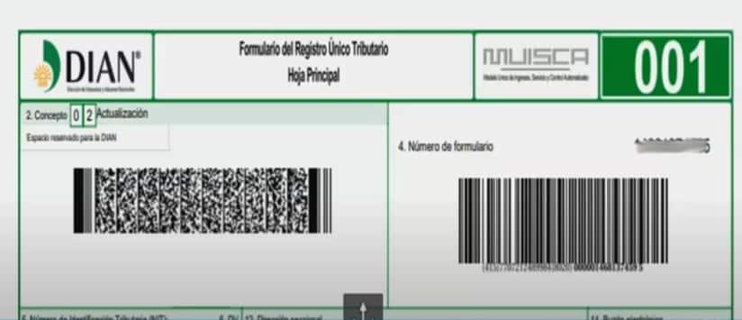 certificado rut