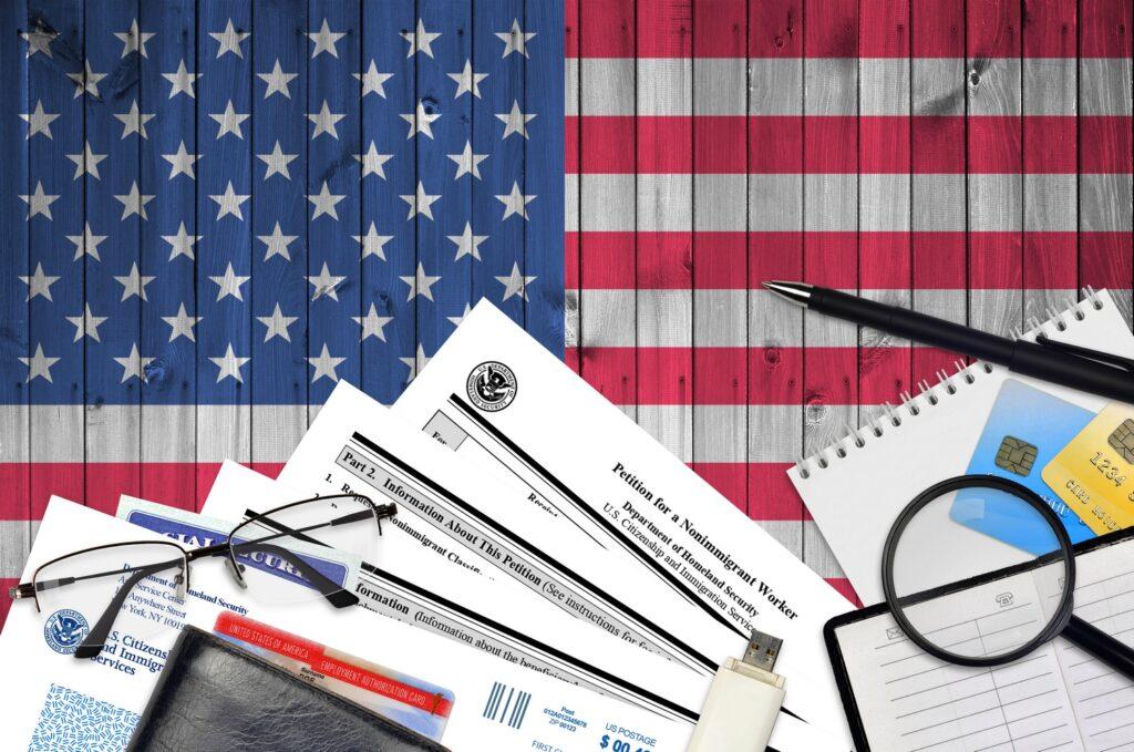 documentos visa usa