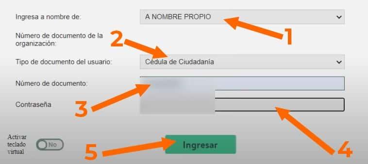 Consultar estado del RUT ≫ Colombia Social 2021