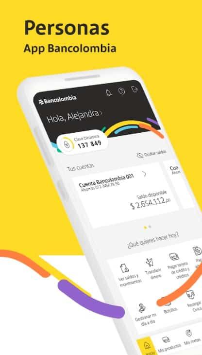 app bancolombia personas