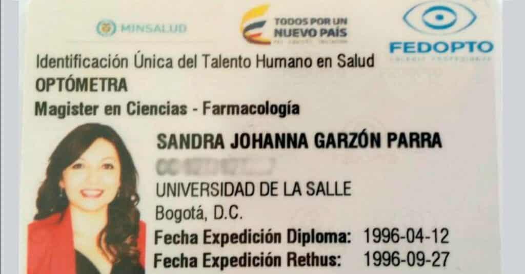carnet de identificación única